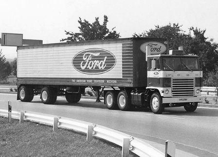 Pin on Good o'l days of trucking