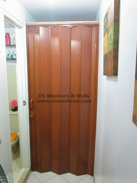 Deluxe Folding Door As Hallway Space Divider Hillcrest Subdivision ...