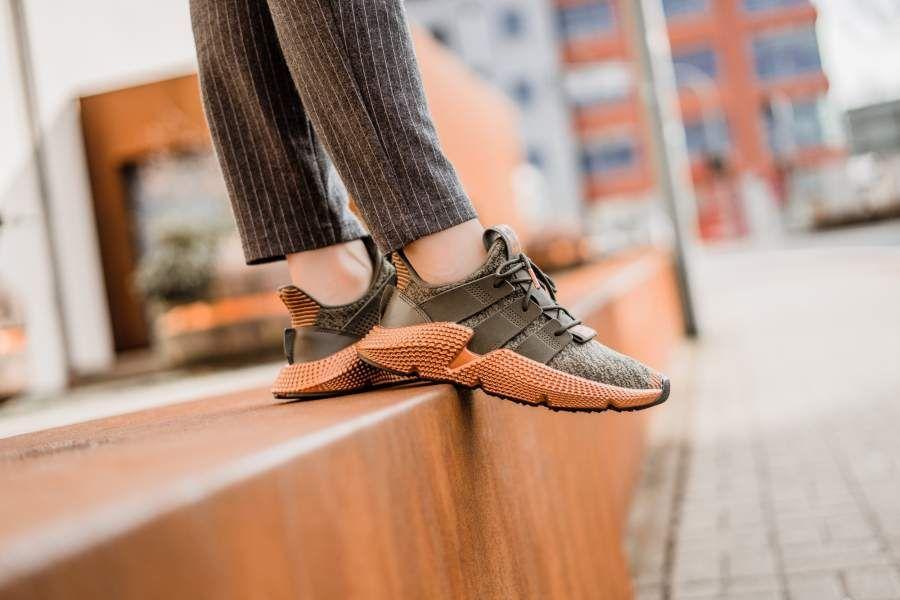 adidas - Prophere W (grün / bronze