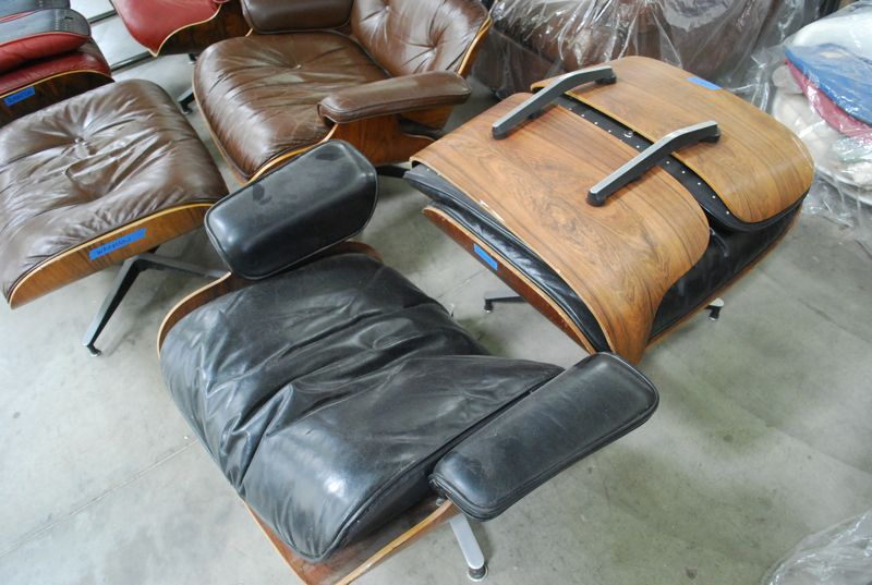 Best Of Eames Lounge Chair Reupholstery