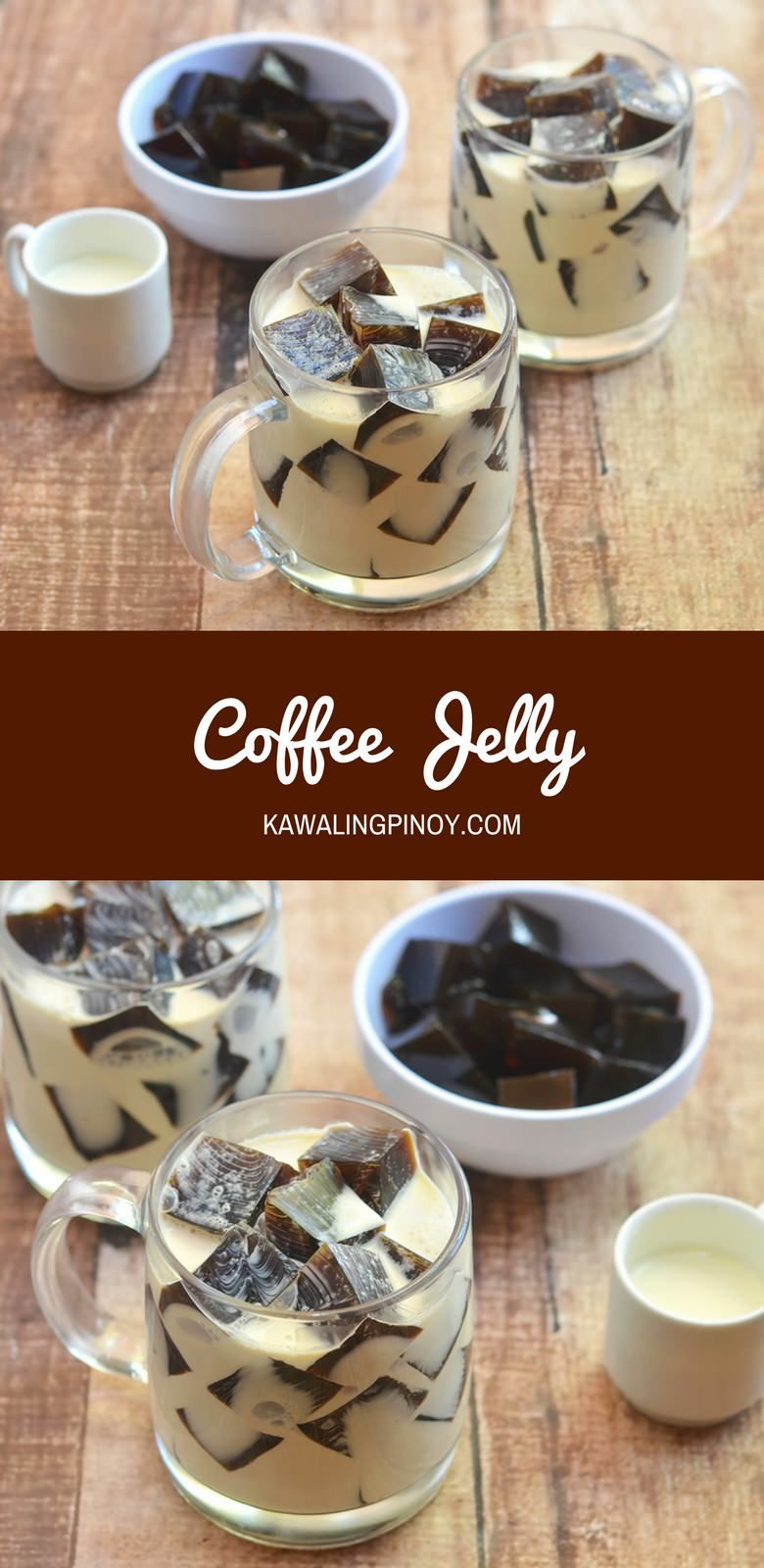 Coffee Jelly Images