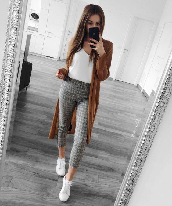 Outfits mit einem hohen Maß an Epizität für die Universität # Casual Outfits ...   - Damenbekleidung 2017 - #Casual #Damenbekleidung #die #einem #Epizität #für #hohen #Maß #mit #Outfits #Universität #businesscasualoutfits