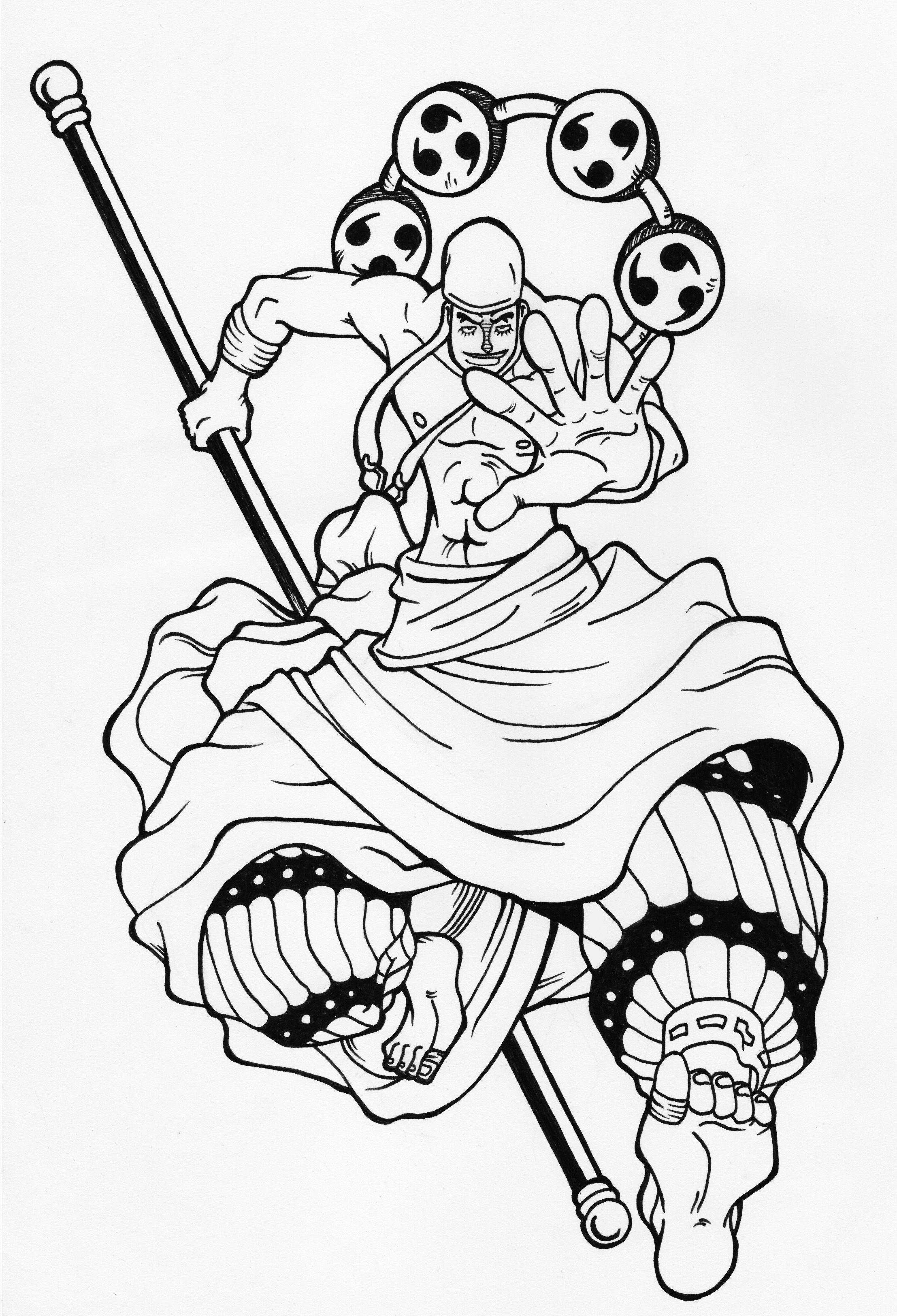 Crocodile X Robin One Piece