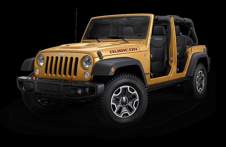2014 Jeep Wrangler Rubicon Manual
