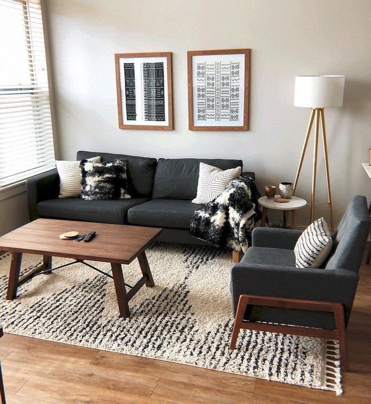 Pin By Makayla Wilkes Kindrex On My Home Inspiration Living Room Decor Apartment Living Room Design Small Spaces Small Apartment Furniture