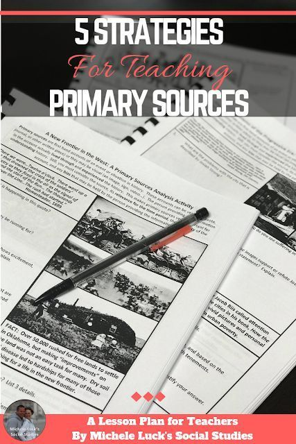 Photo of 5 Strategies for Teaching Primary Sources
