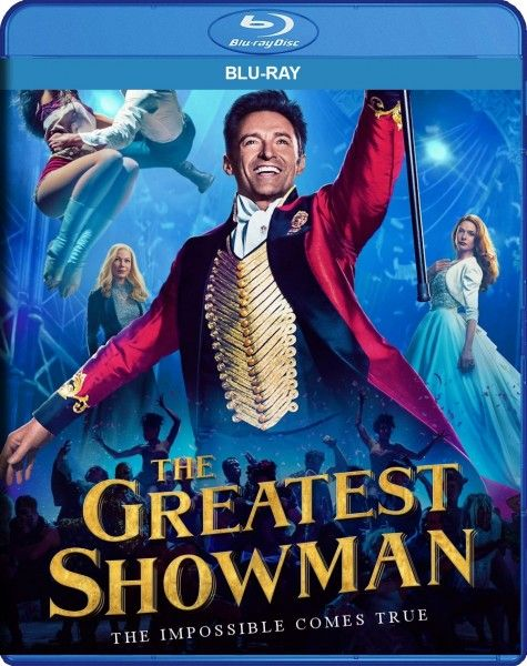 The Greatest Showman 2017 Dual Audio Hindi 720p Bluray X264 Ac3 850mb Esub With Images The Greatest Showman Movie Info Entertainment