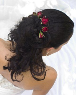 Indian Wedding Hairstyles For Short Hair Google Search Indian Wedding Hairstyles Short Bridal Hair Indian Bridal Hairstyles
