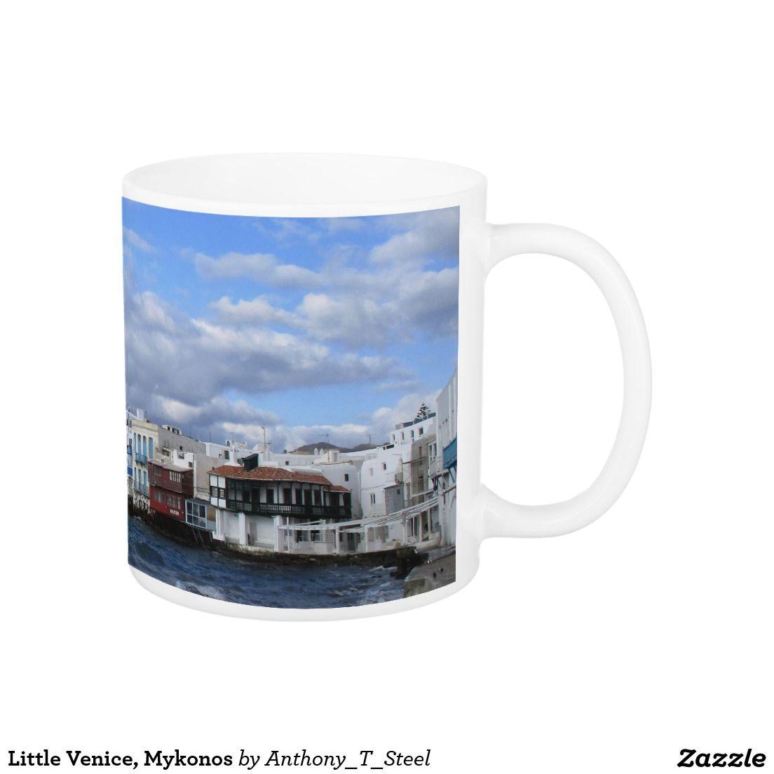 Little Venice, Mykonos Coffee Mug
