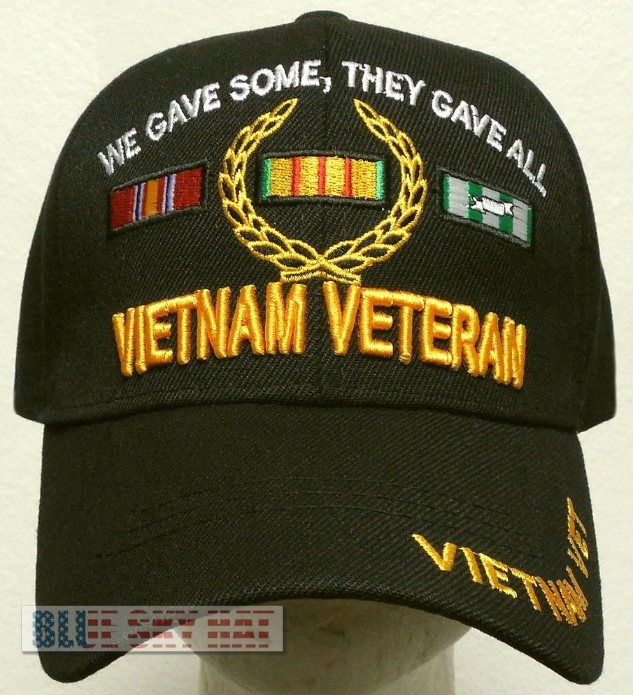 975408a01 VIET NAM VIETNAM CAMPAIGN VETERAN VET WE SOME THEY GAVE ALL OAK LEAVES CAP  HAT #PREMIUMHATS #BaseballCap