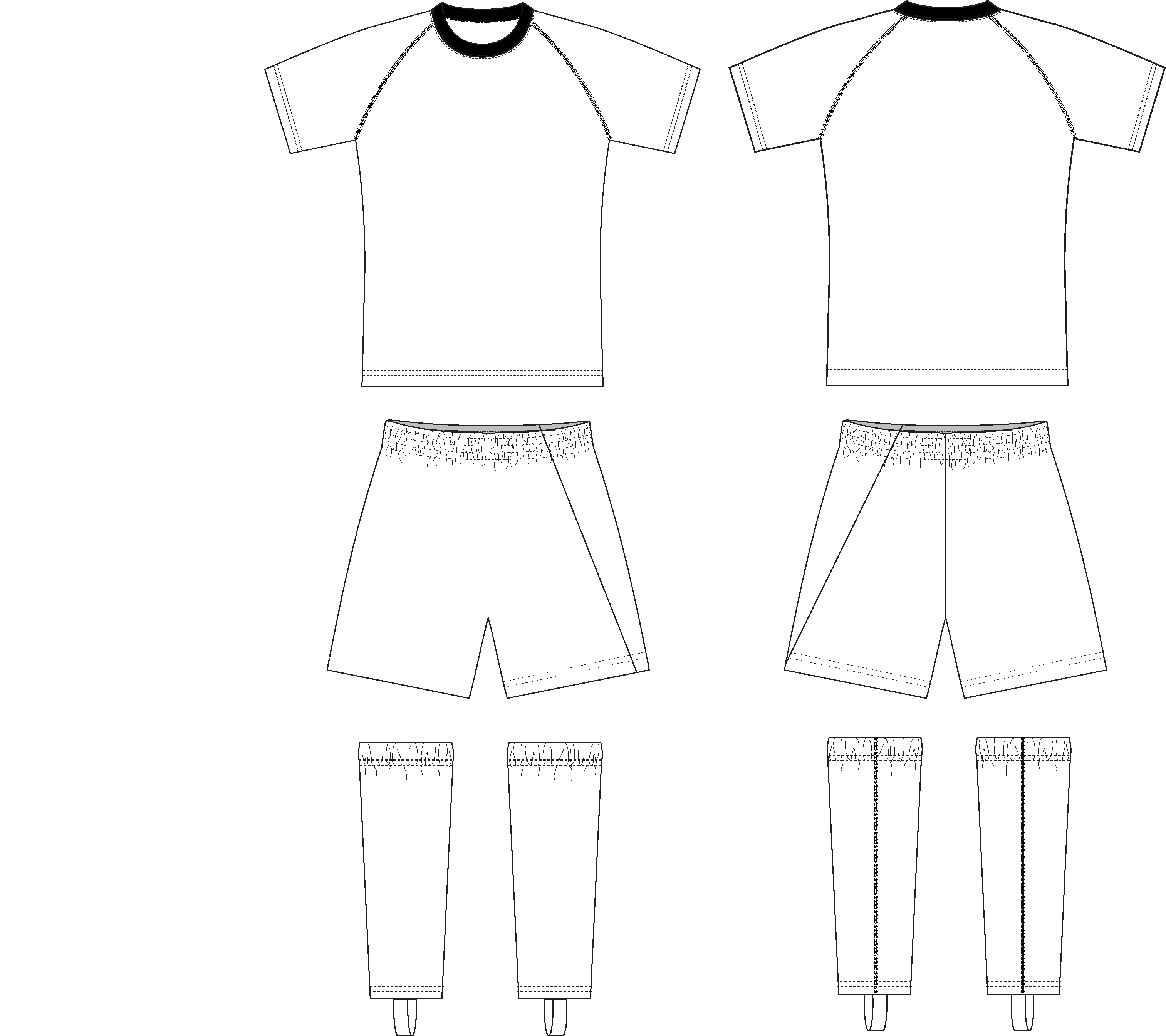 USA Rugby Club Custom Uniform Template  Any Design, Any Color, Any