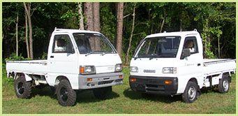 japanese mini truck vs atv utv for the farm pinterest atv and tractor. Black Bedroom Furniture Sets. Home Design Ideas
