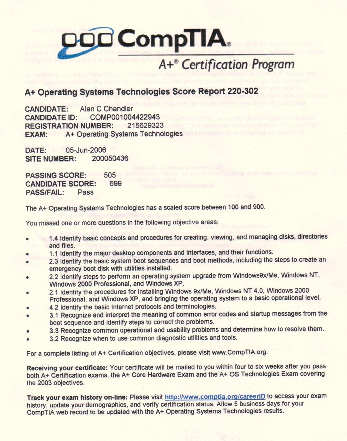 Comptia certification resume uaw research paper