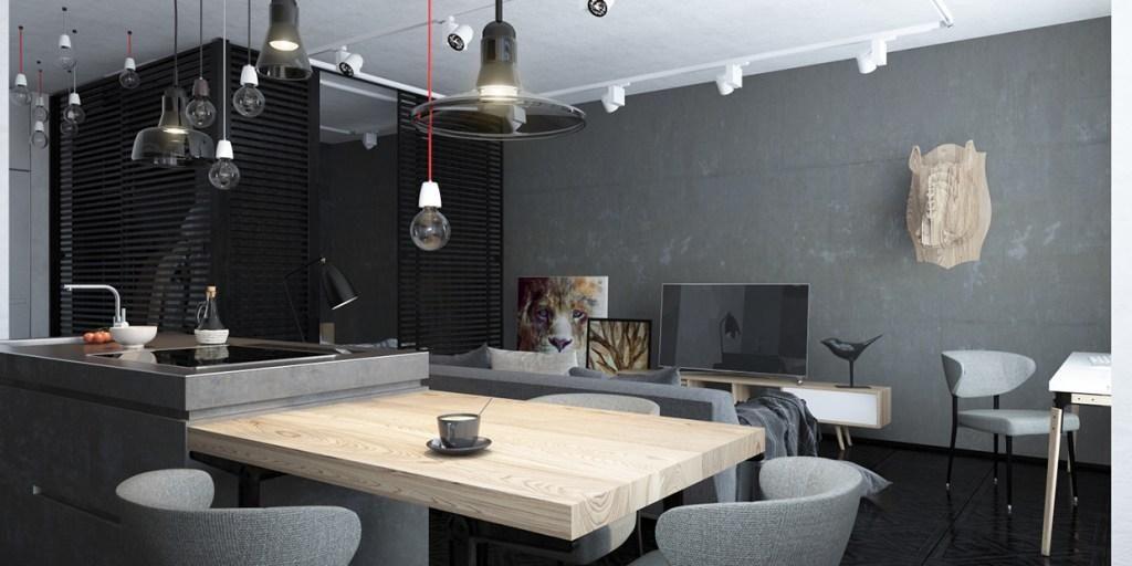 #Interior Design Haus 2018 Kleine Wohnung Dekor   Mode Designs #Innen Ideen