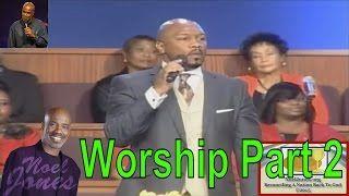 Bishop Noel Jones Sermons 2016 - Praise & Worship Part 2