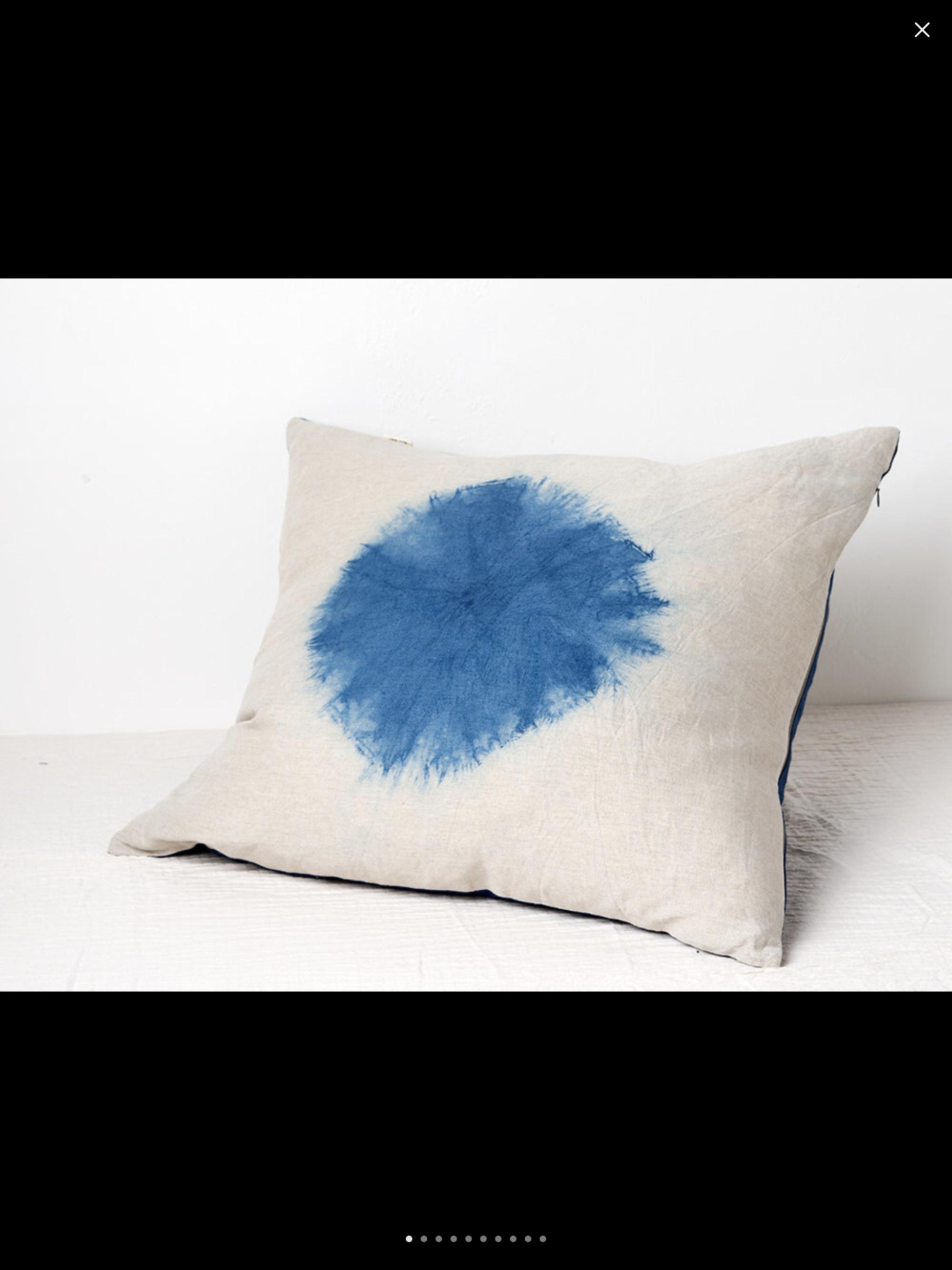Pin by Dwelling Eclectic on Shibori Blue throw pillows