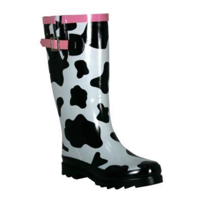 Sears   Rain boots fashion, Womens rain