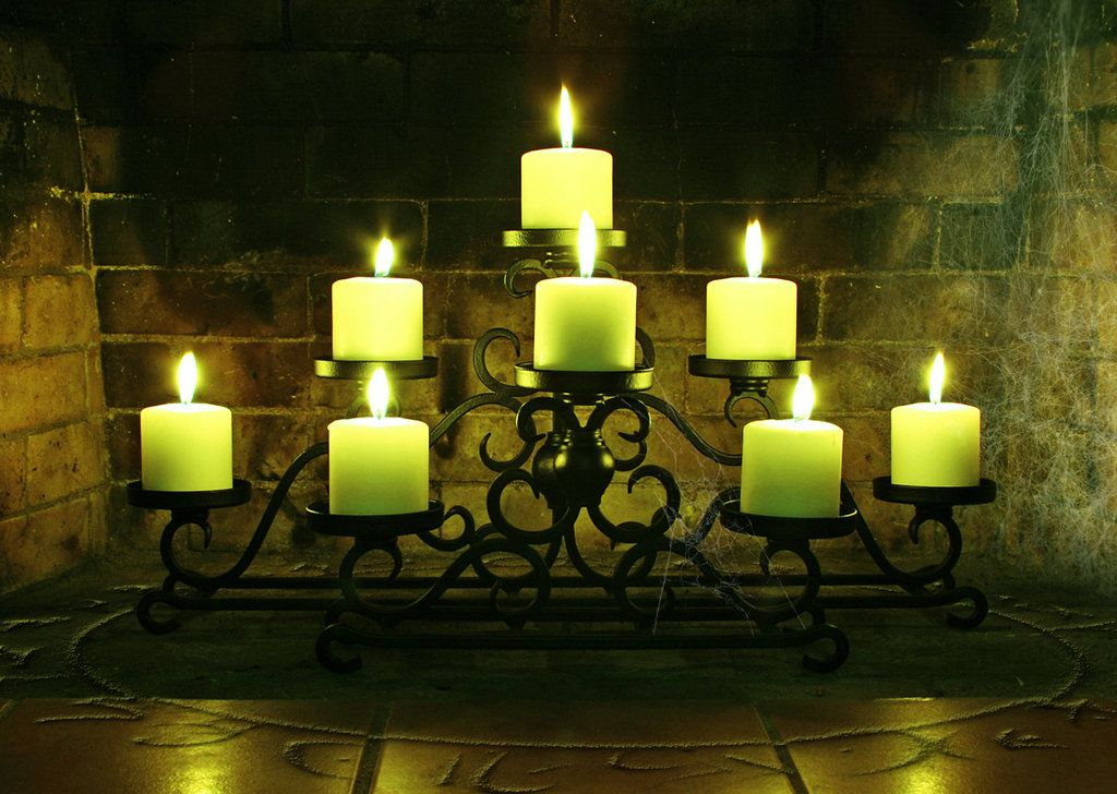 Green Candles by earthsprite.deviantart.com #candlecolormeanings
