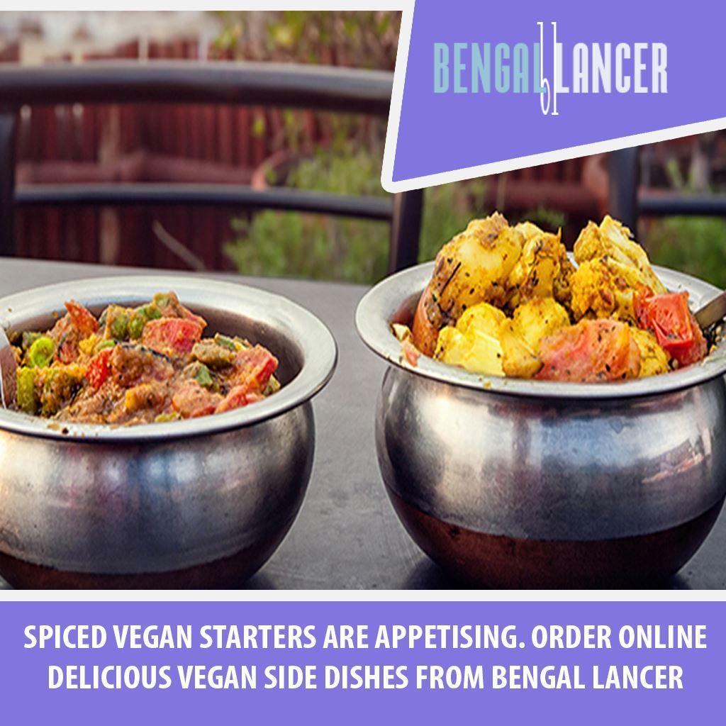Best Indian Restaurant Takeaway In Chislehurst Vegan Side Dishes Bengal Lancer Vegan Sides