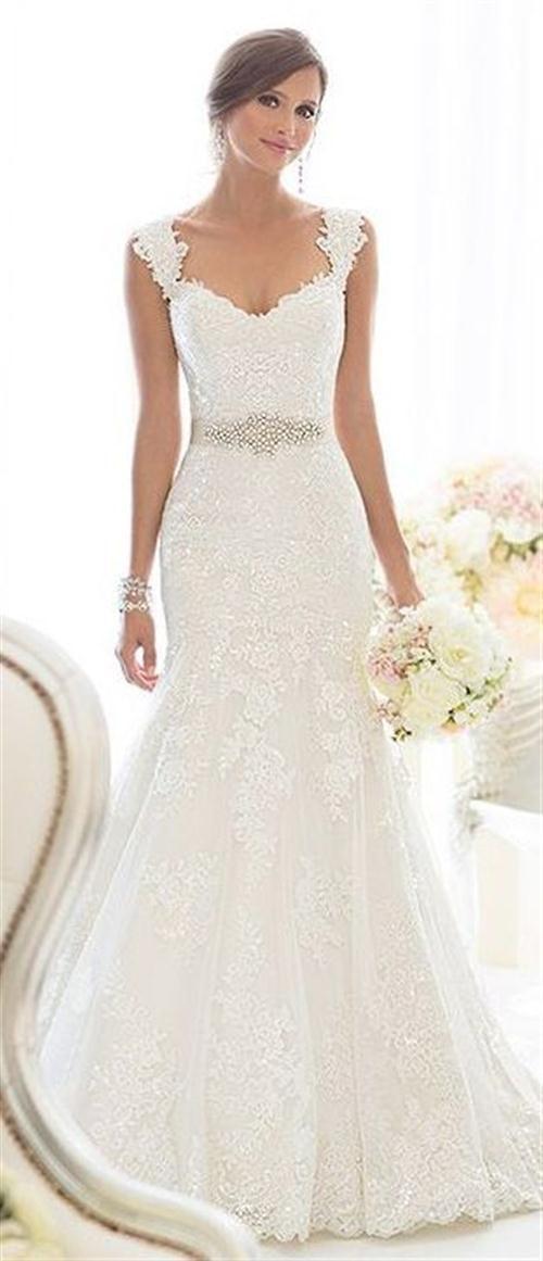101 Country Wedding Dresses Ideas