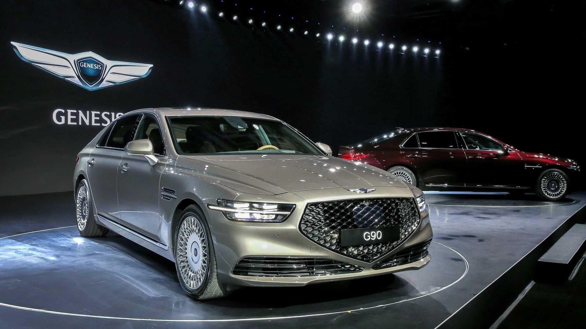 2021 Hyundai Equus Ultimate Research New