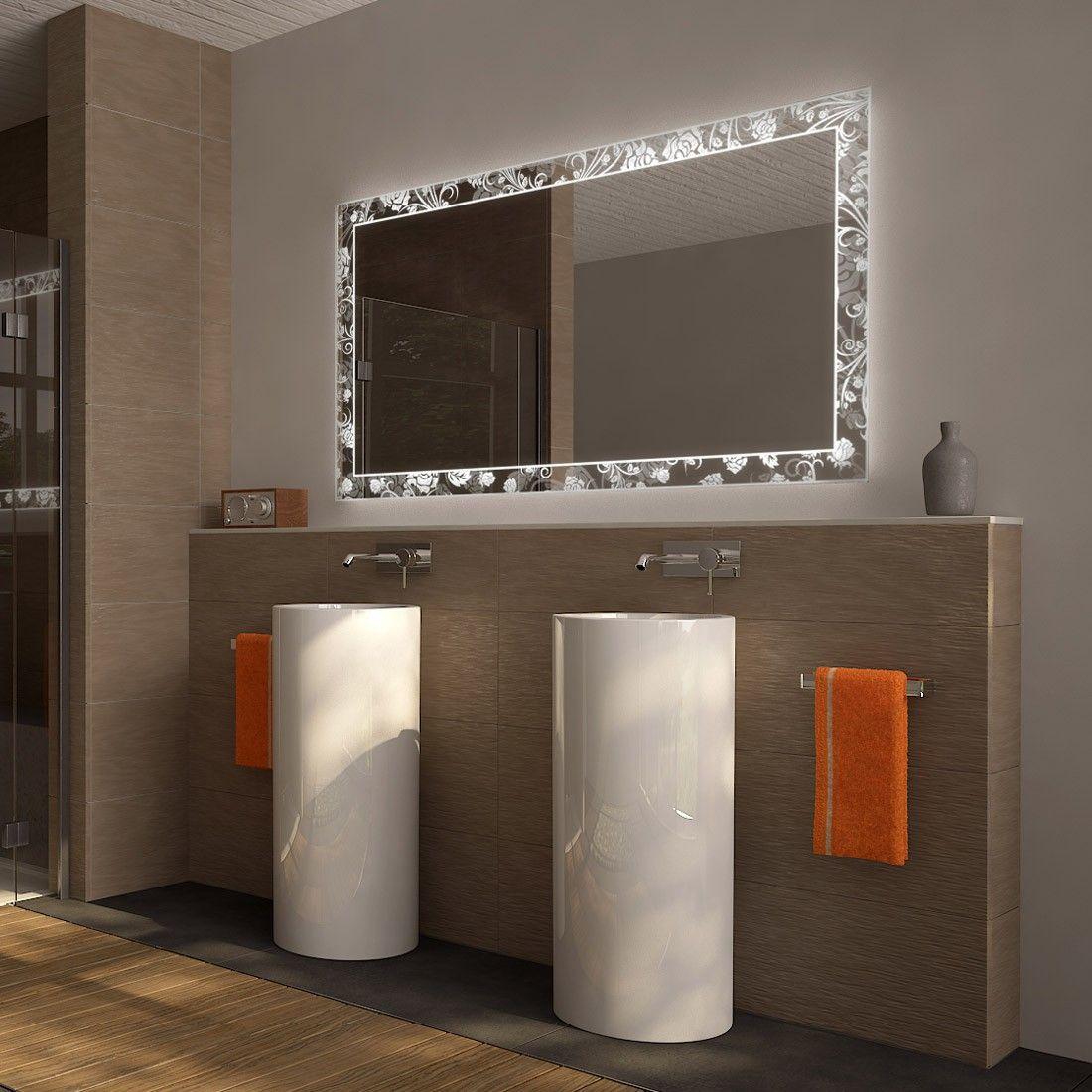 Nach Mass Rosegarden Badspiegel Spiegel Badezimmerspiegel
