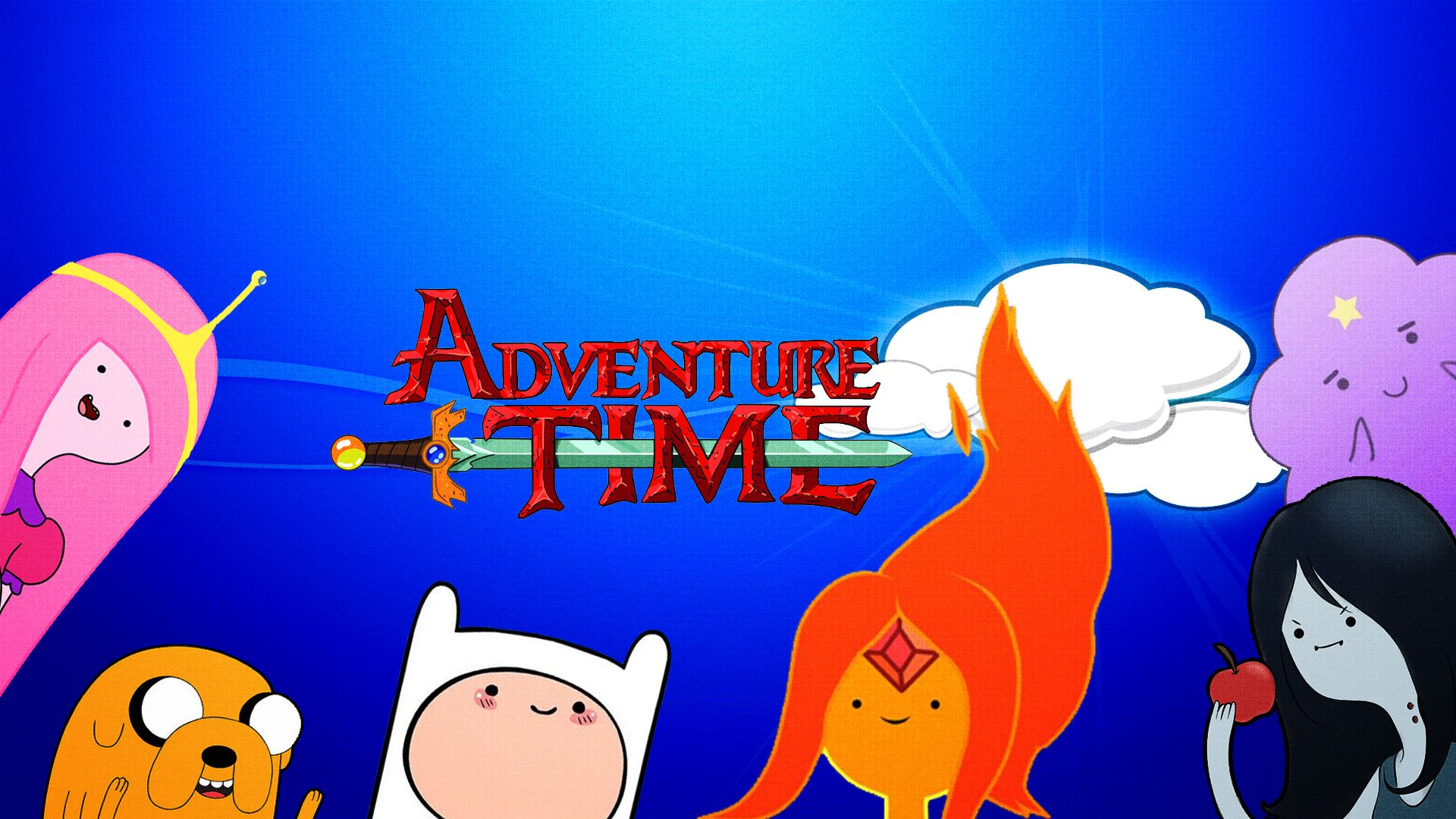 Adventure Time Hd Wallpapers Backgrounds Wallpaper
