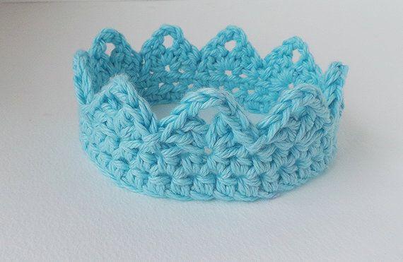 Crochet Crown Pattern Princess Charlotte Crown Baby Crochet