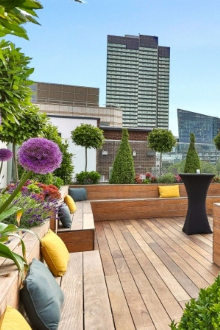 Rooftop venues for parties
