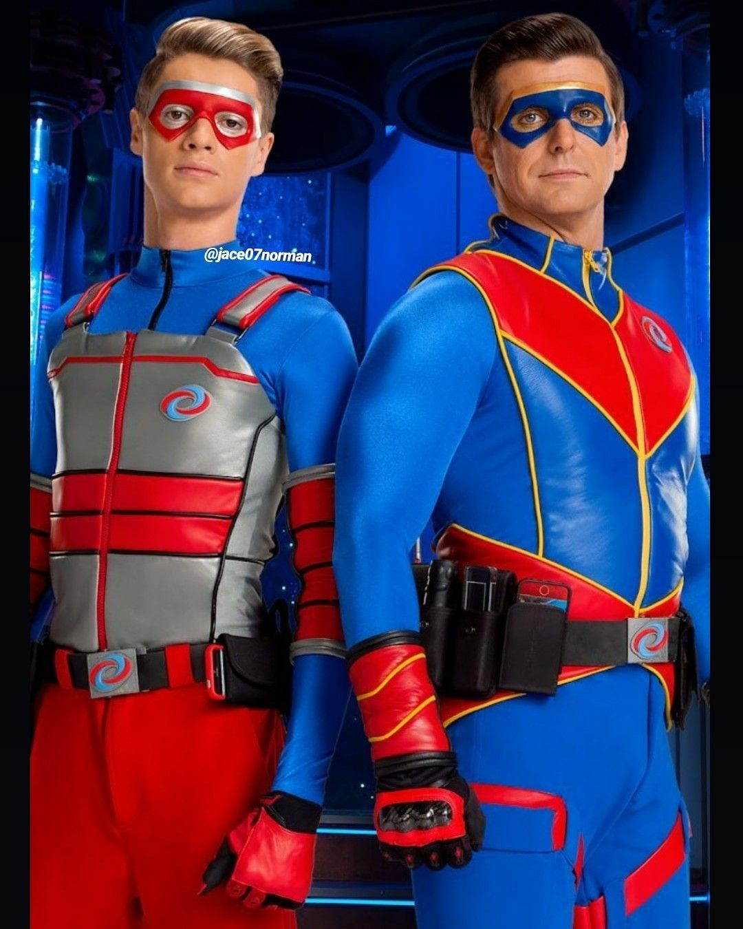Henry Danger Henry And The Bad Girl : henry, danger, Henry, Danger, Ideas, Norman,, Nickelodeon,, Jason, Norman