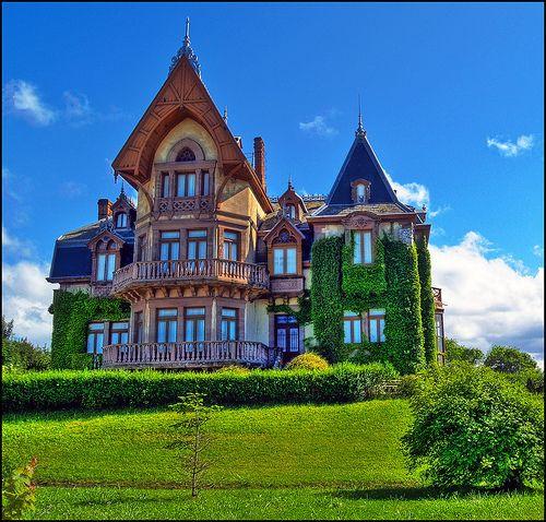 mansion del duque - comillas - cantabria | por michel h2