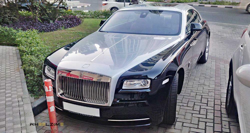 رولزرويس رايث افخم سيارات الكوبيه الأنيقة موقع ويلز Rolls Royce Rolls Royce Wraith Royce