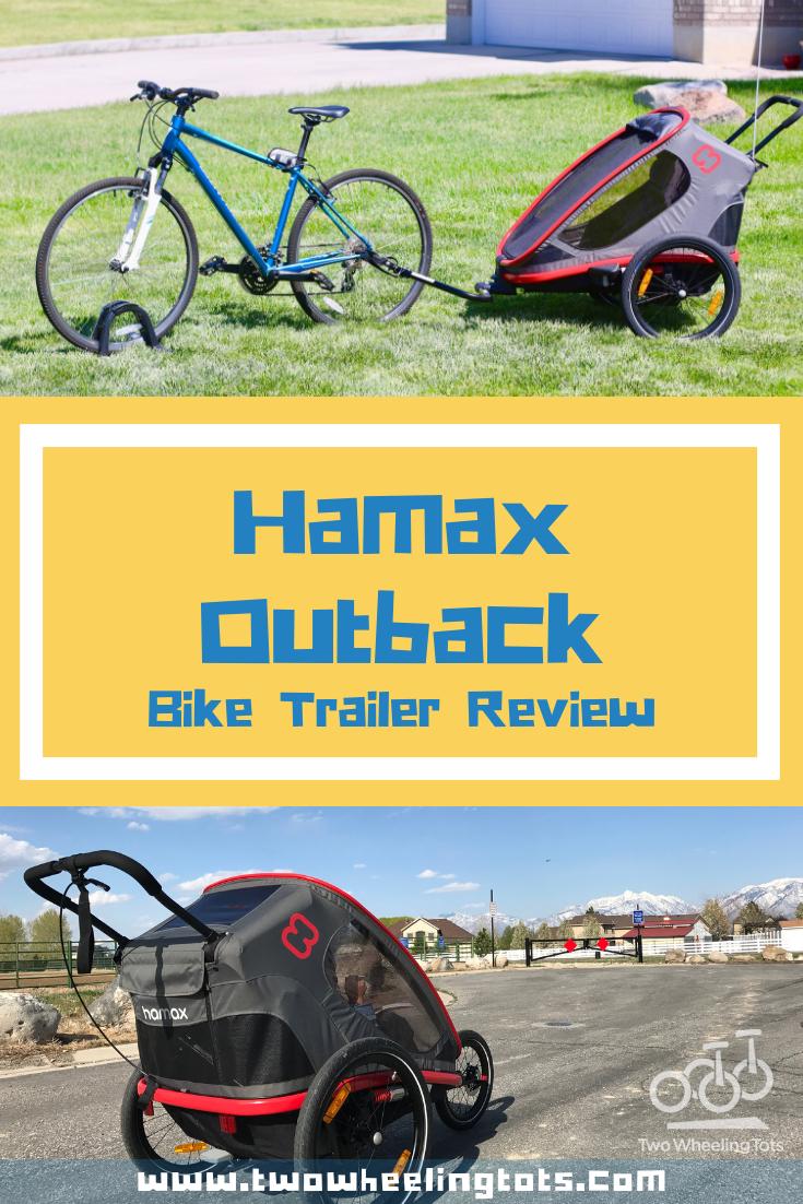 Hamax Outback Outback Bike Trailer Bike