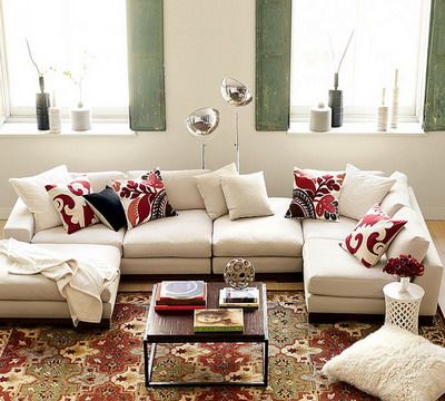 Cojines, el complemento textil perfecto para tu hogar | Pinterest ...