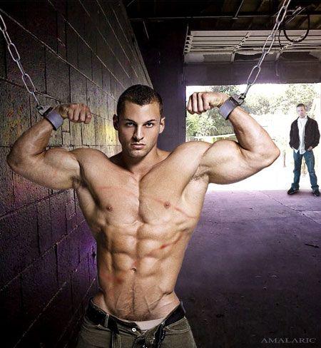 Gay bodybuilder stories