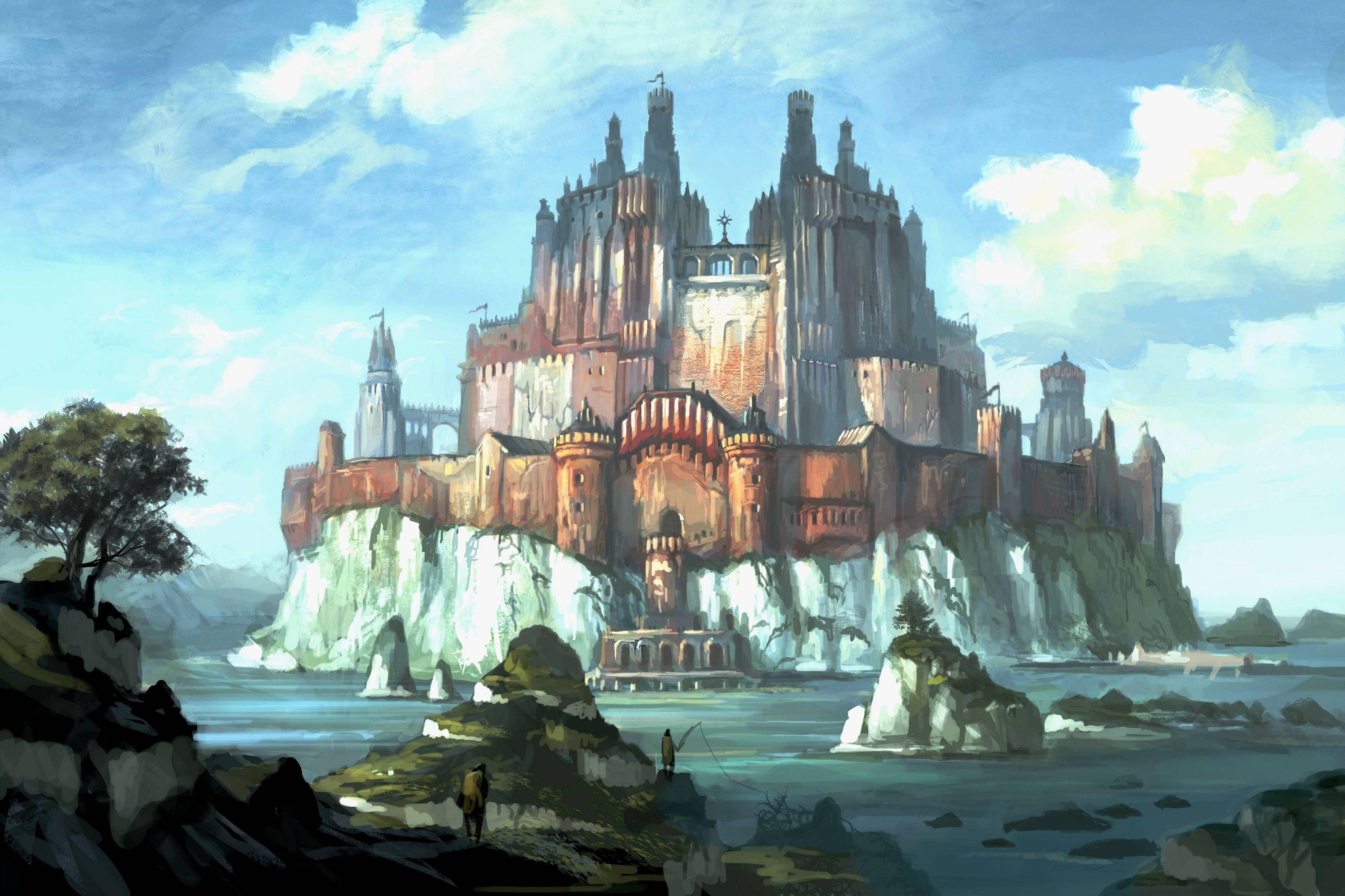 304 Castle Wallpapers