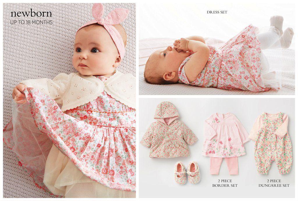 Mein erster Kleiderschrank | Babybekleidung für Mädchen und Unisex | Mädchen | Next: Deutschland
