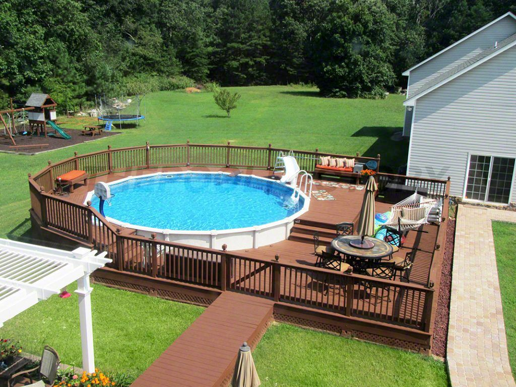 How Much Does an Above Ground Pool Cost? in 2020
