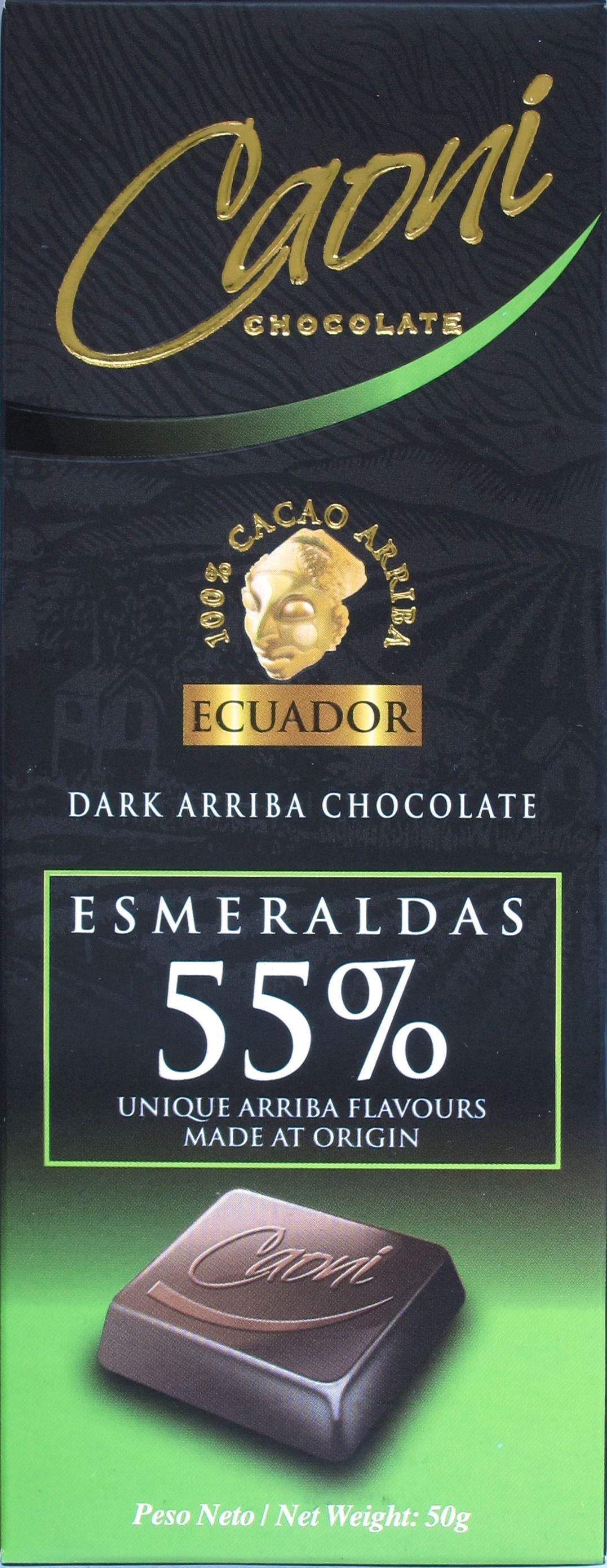 Caoni Esmeraldas 55%