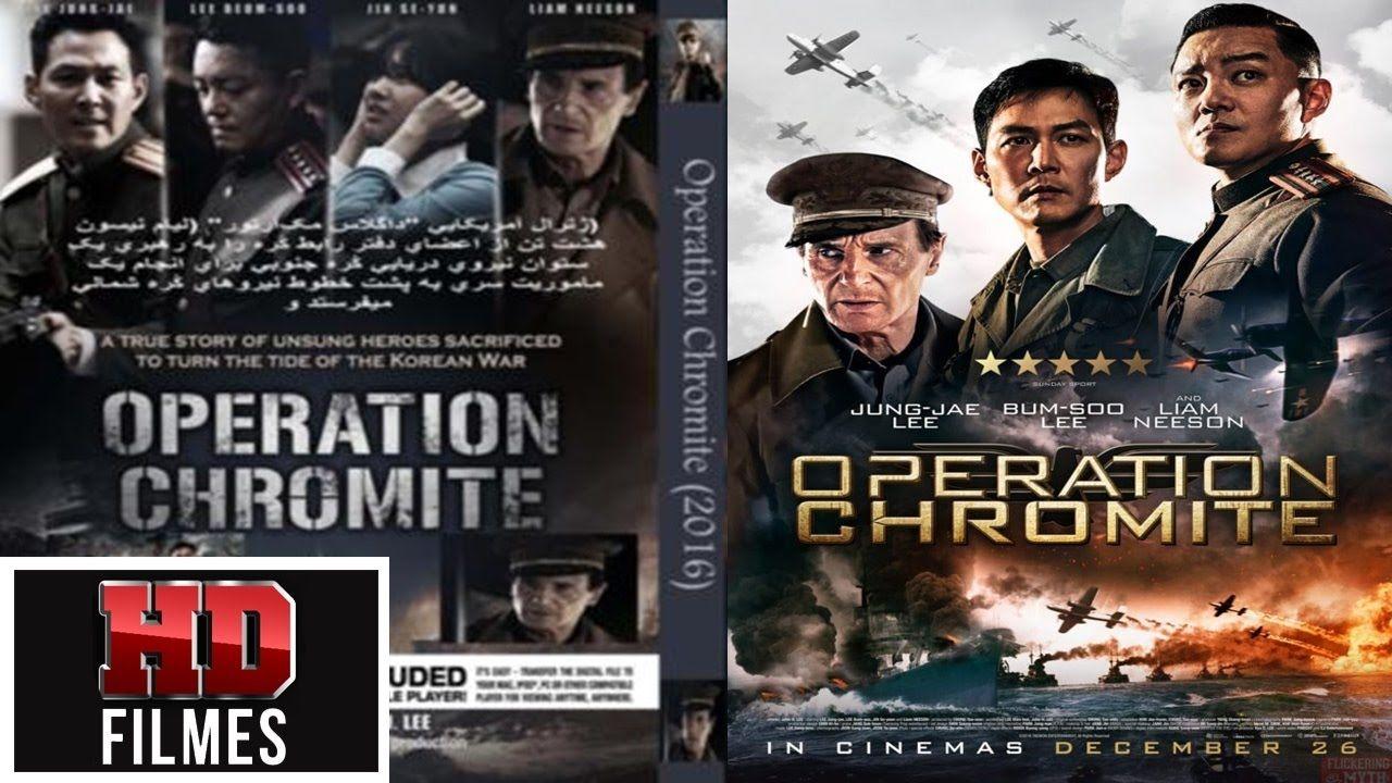 Filme Operacao Chromite Dublado Hd Filmes Filme Nacional