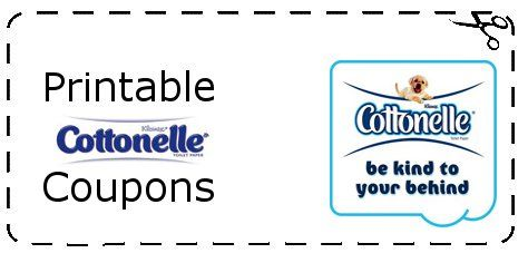 photo regarding Cottonelle Coupons Printable named COTTONELLE T/P Discount codes