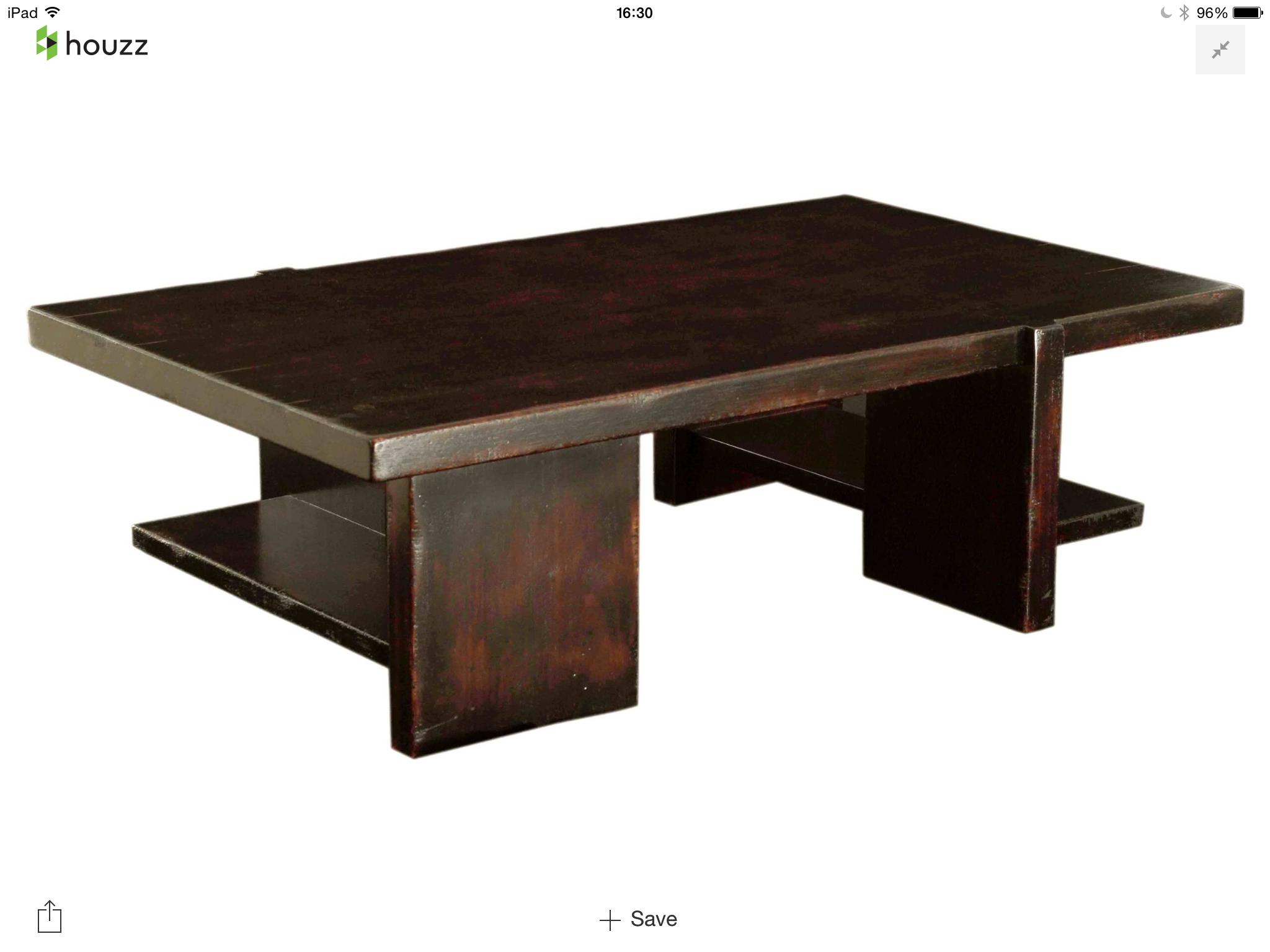 Wood, mesa de centro, con entrepaños!!!