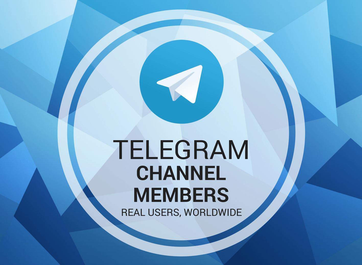 ۲۵۰۰ عضو آنلاین ۹۰ درصد ایرانی کانال تلگرام Social media