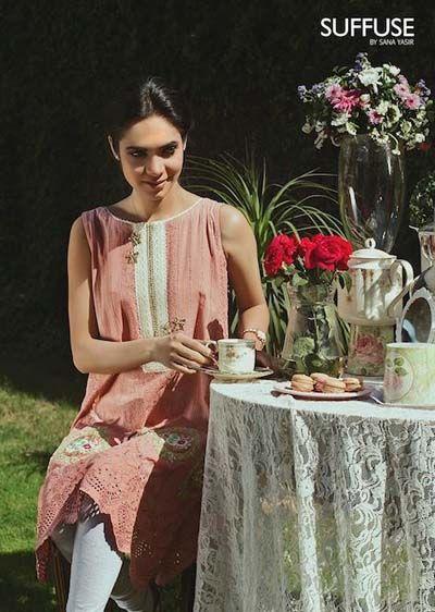 Suffuse By Sana Yasir Kurta Dresses Collection For Girls 1 Suffuse By Sana Yasir Kurta Dresses Collection For Girls  | Kurta Dresses Collect...