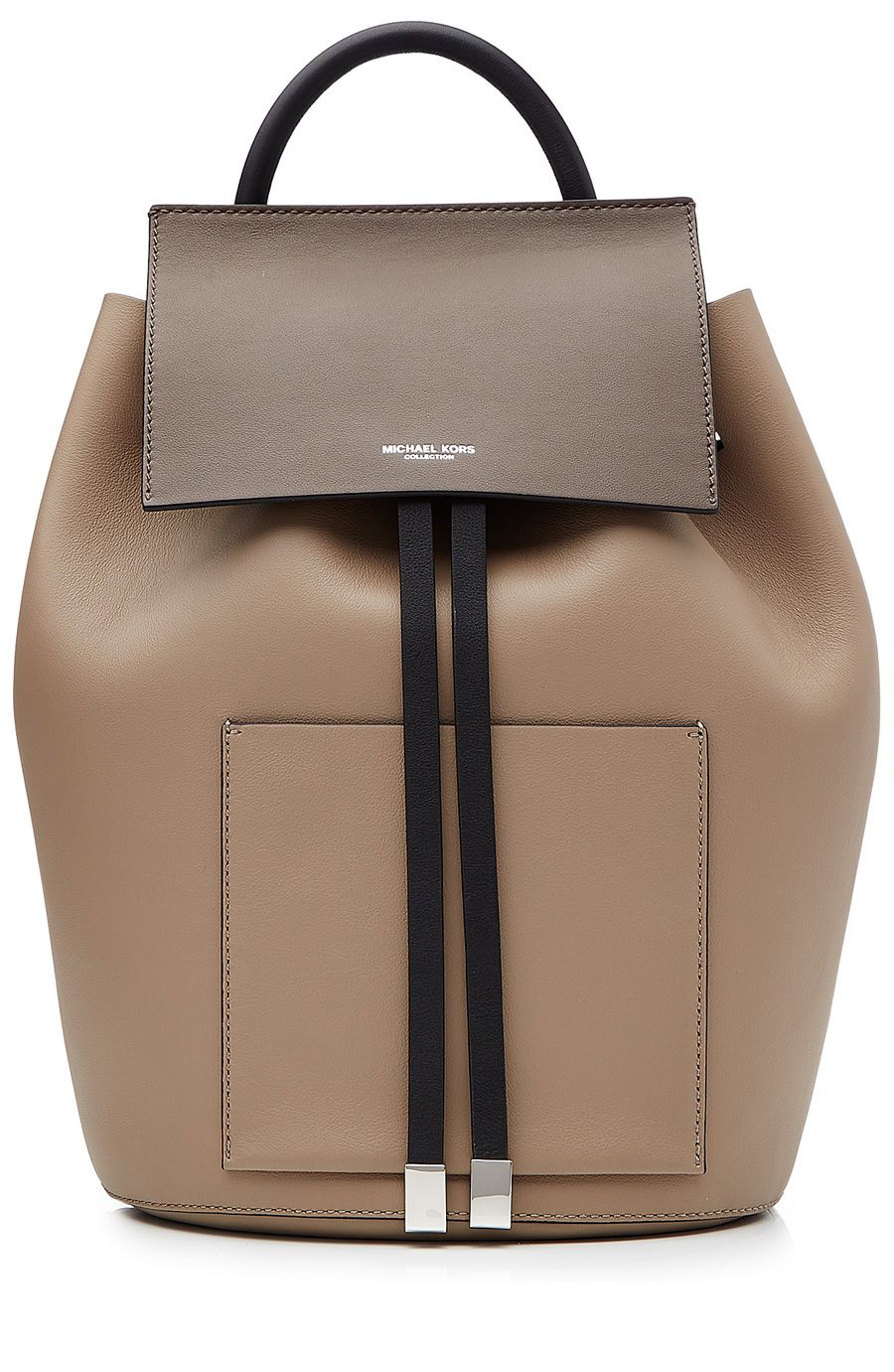 06adc7efc7b2 MICHAEL KORS Leather Backpack.  michaelkors  bags  lining  backpacks  suede   metallic