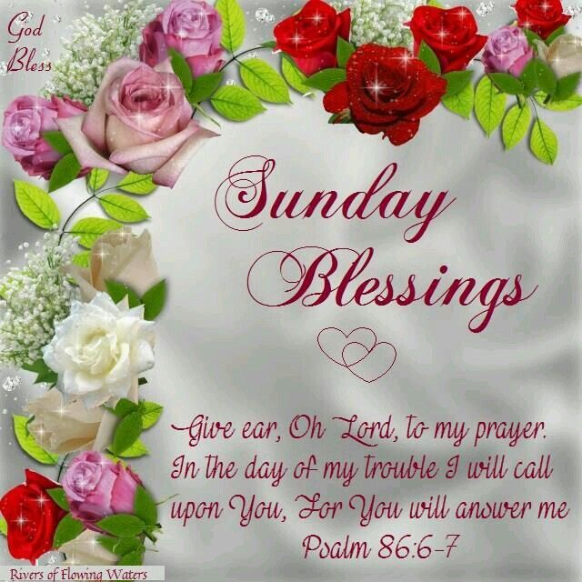 To My Sister And Family Happy Sundaygod Bless All My Family