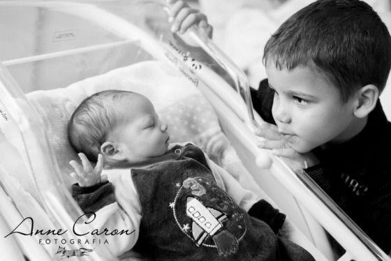 fotografia de bebê Day After dia seguinte do nascimento na maternidade; fotografia de parto Anne Caron; recém nascido (5)