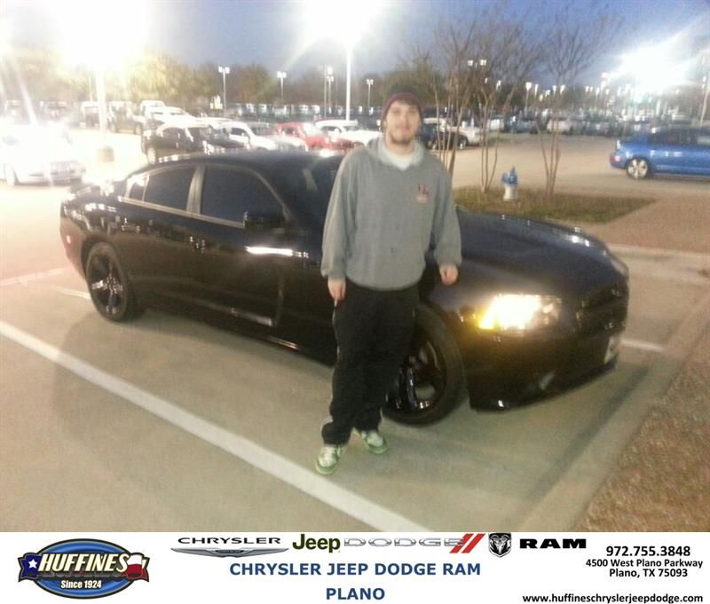 #HappyBirthday To Patrick From Nick Ross At Huffines Chrysler Jeep Dodge  RAM Plano! Https