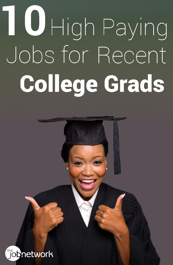 10 Highest Paying Jobs for College Graduates College