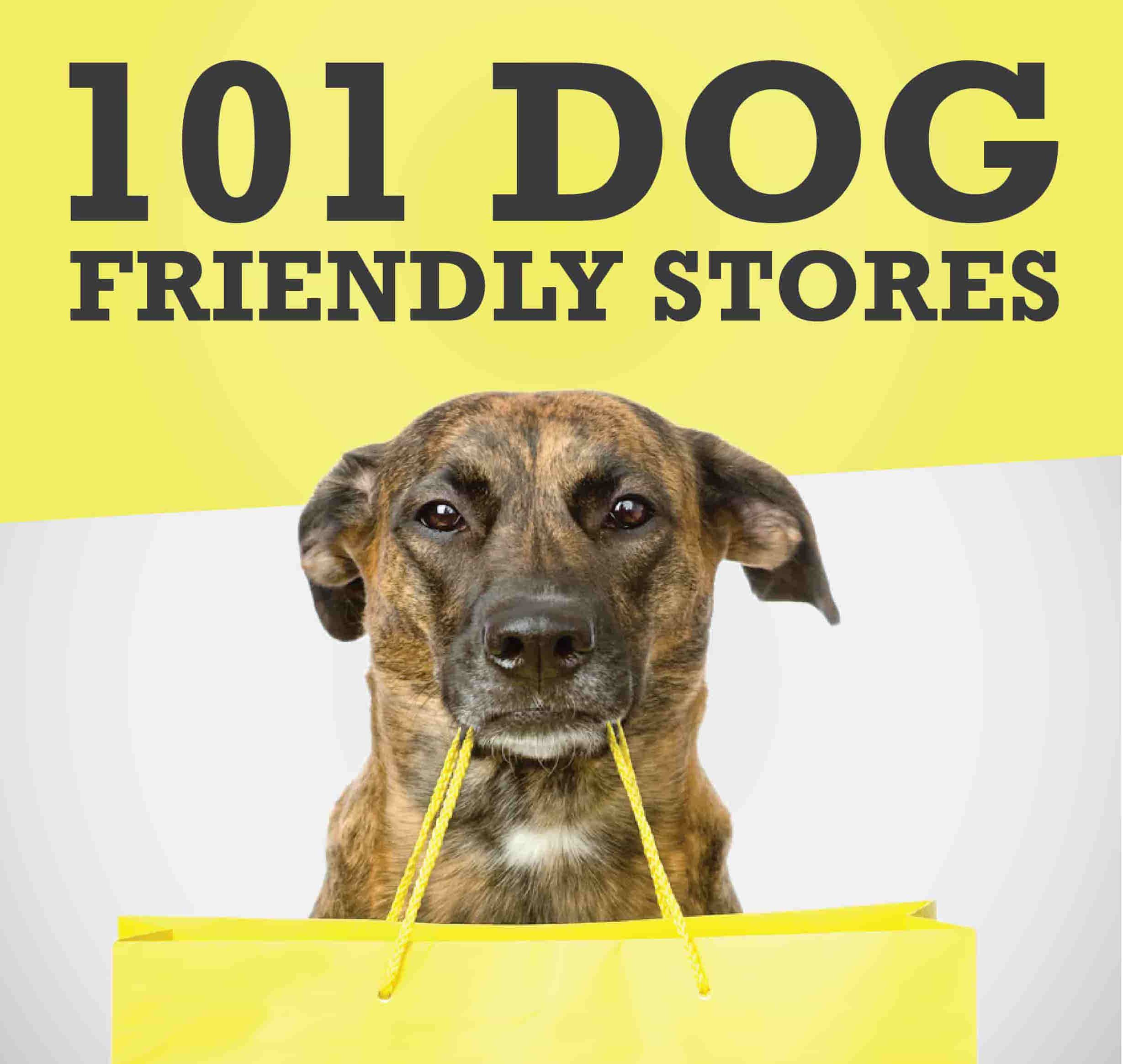 The ultimate list of 101 dog-friendly stores, restaurants
